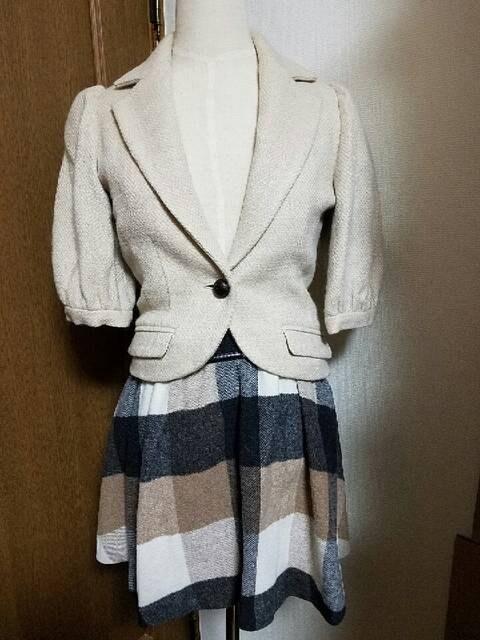 ☆Banner Barrettジャケット&Apweiser-richeスカートSET☆おまけ付き  < ブランドの