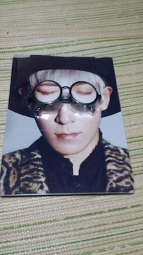 BIGBANG@TOP眼鏡クリアファイルセット