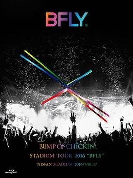 "即決 BUMP OF CHICKEN STADIUM TOUR 2016 ""BFLY"" BD 初回盤"