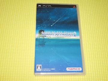 PSP★即決★テイルズオブザワールド レディアントマイソロジー2