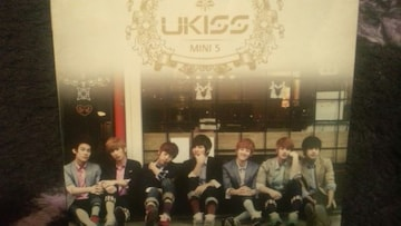 激安!超レア!☆U-KISS/MINI5☆初回限定盤/CD+DVD
