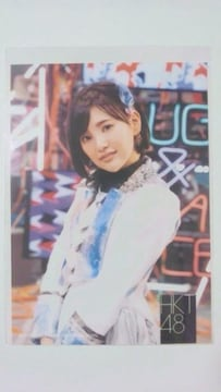 HKT48 バグっていいじゃん HMV特典写真 兒玉遥