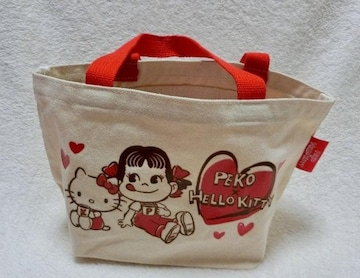 キティ×ペコちゃん☆ミニバッグ