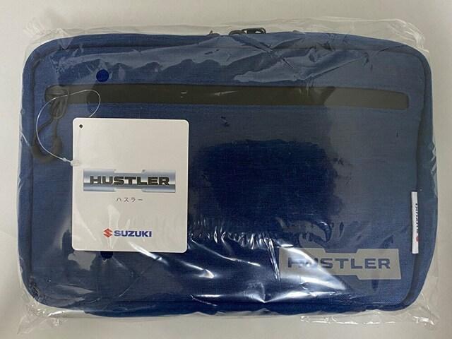 ■SUZUKI HUSTLER/ハスラー 非売/販促品5点セット■ < 自動車/バイク