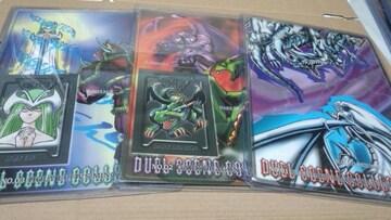 遊戯王 デュエルシーン コレクション1 全12種類セット ジャンボカードダス