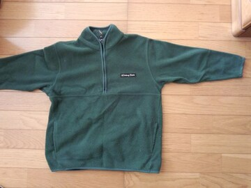緑色の上着【130�a】