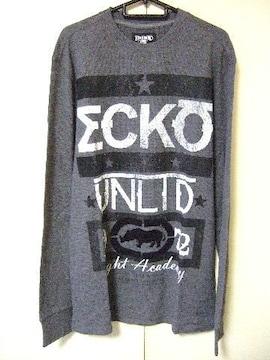 †ECKO UNLTD†エコーアンリミテッド†ストリートブランド†ロングTシャツ†新品†