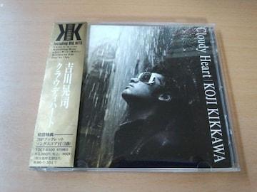 吉川晃司CD「クラウディハートCloudy Heart」廃盤●