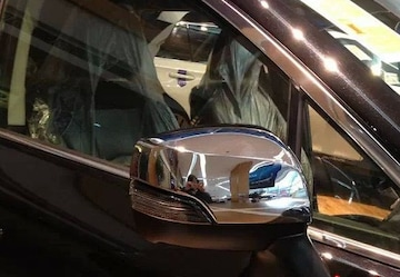 スバル メッキ ドアミラー カバー インプレッサXV GP7 XV