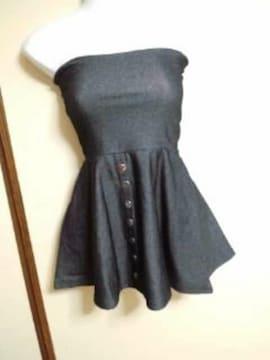 【新品】 2wayスカート・ベアトップ