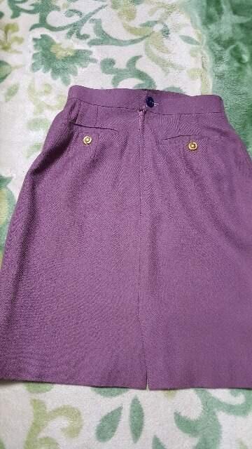 秋冬物★タイトスカートLサイズ〜中古 < 女性ファッションの