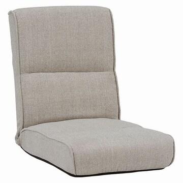 座椅子(ベージュ) LZ-4691BE(5個セット)