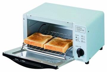オーブントースター/ ブルー