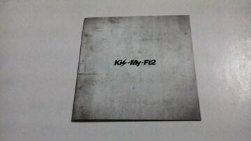 Kis-My-Ft2◆CDの封入特典[ミニ写真集]アイノビート 1冊