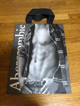 アバクロAbercrombie&fitch ショップ袋