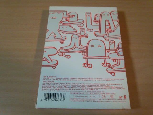 RIP SLYME DVD「ROUGH-CUT FIVE」リップスライム● < タレントグッズの