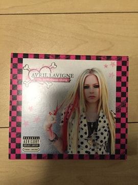 AVRIL LAVIGNE☆the best damn thing☆CDアルバム☆DVD付き