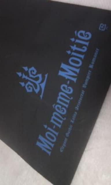 送料半額♪モワメ-ム.モワティェのミニSHOP袋バック♪ヽ(´▽`)/♪♪♪ < タレントグッズの