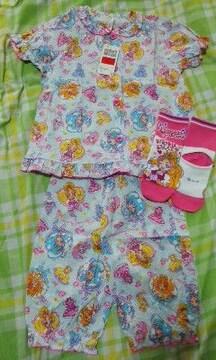 GO!プリンセスプリキュアパジャマ&靴下セット