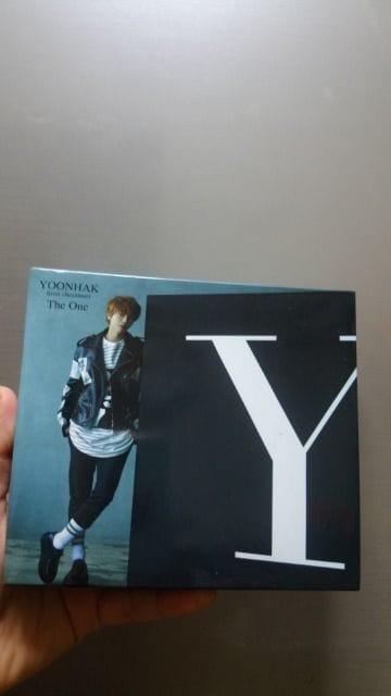 """新品★「YOONHAK」""""The One""""�B枚セット=総額9700円+税  < タレントグッズの"""