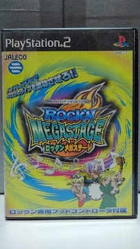PS2 ロックンメガステージ(Rock'n MEGASTAGE)