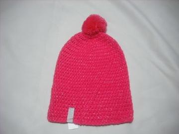 wb427 女 RIP CURL リップカール ボンボン付き ニット帽