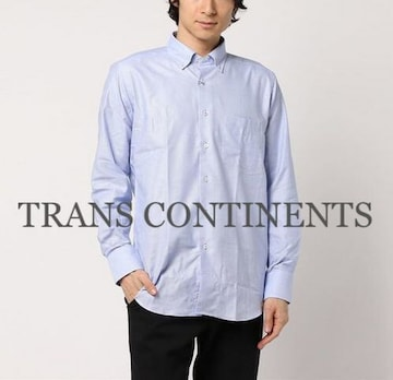 定価7,452円 100%カラミ織りジャケットインシャツ ボタンダウン