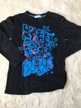 子供用  ANGEL BLUE  ロングTシャツ  140センチ