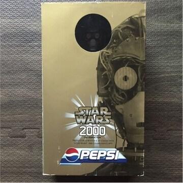 《スターウォーズ》C-3PO フィギュア STAR WARS PEPSI