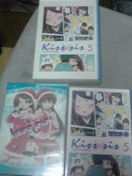 キス×シス クリスマスDVD2話 5巻