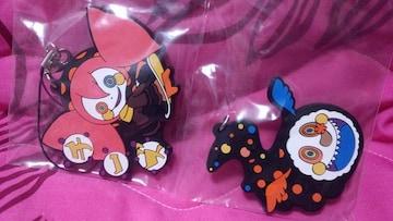 魔法少女まどか☆マギカ一番くじプレミアム☆お菓子の魔女ラバーストラップ