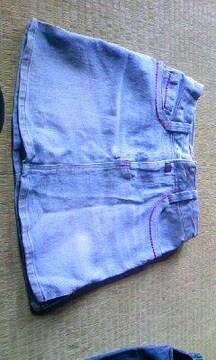 Gパンスカート140