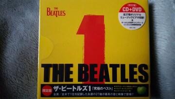 THE BEATLES(ビートルズ) 1 CD+DVD 2枚組ベスト