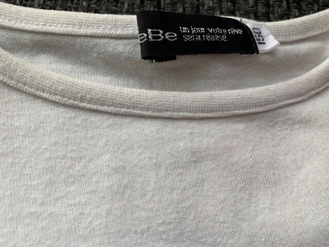 BeBeTシャツ150センチ < ブランドの