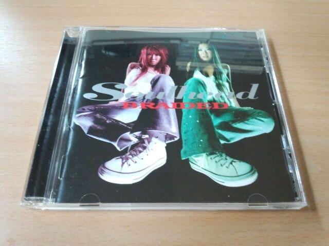 ソウルヘッドCD「BRAIDED」Soulhead 姉妹ラッパー 廃盤●  < タレントグッズの