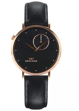 高級 薄い 時計 レディース 人気 黒黒