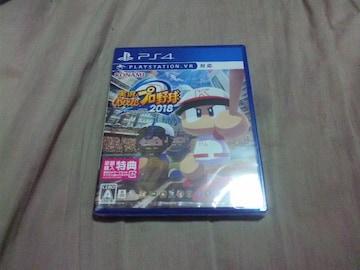 【新品PS4】実況パワフルプロ野球2018