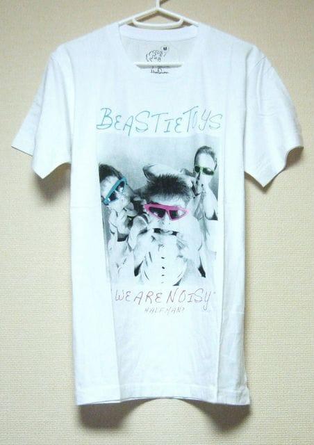 ★新品★HALFMAN★ハーフマン★プリントTシャツ★  < ブランドの