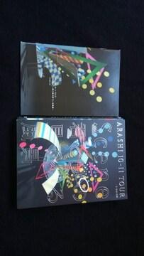 嵐 10-11 TOUR Scene 君と僕の見ている風景 STADIUM 初回DVD