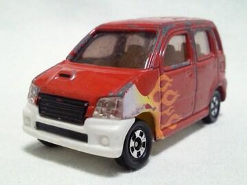 絶版トミカ��71 ワゴンR RR 「ワゴンR RRコレクシュン」