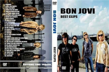 BON JOVI BEST CLIPS プロモ集! ボンジョビPV