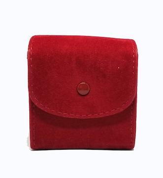 正規カルティエケース時計用ブレスレット赤レッドCARTIER