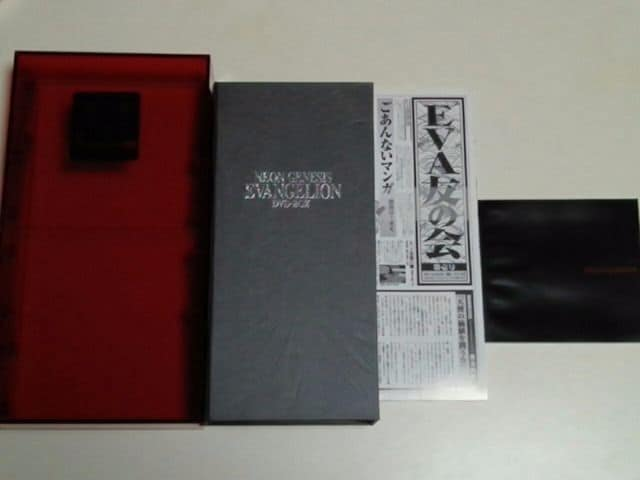 DVD/BOX[アニメ]NEON GENESIS EVANGELION新世紀エヴァンゲリオン < アニメ/コミック/キャラクターの
