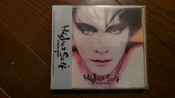 CDソフト 氷室京介/ハイヤー・セルフ 帯 ブックレット付き