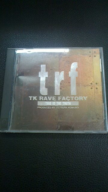 trf TK RAVE FACTORY < タレントグッズ