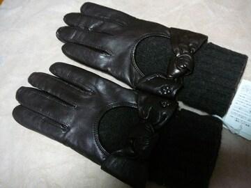 アンテプリマ羊皮革手袋