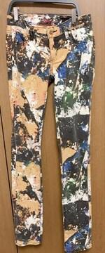 M19】トリーバーチ スキニーパンツ 26サイズ