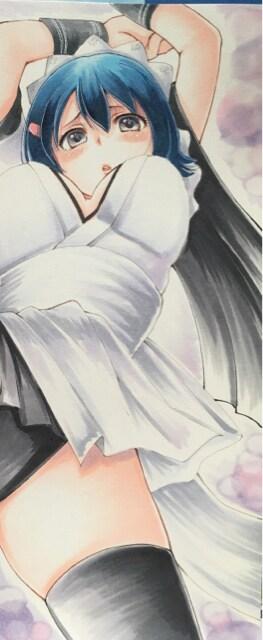 自作イラスト*侍魂*いろは*ローアングル*B5