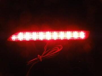 スバル 42連 LED リフレクター ステラカスタム LA100F LA110F