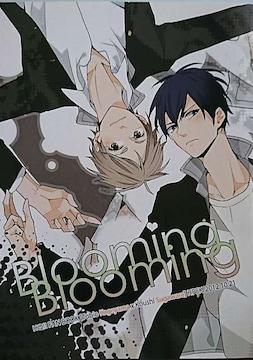 ハイキュー!!同人誌「Blooming Blooming」HPSK/影菅/影山菅原